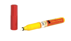 Coloured touch up pens