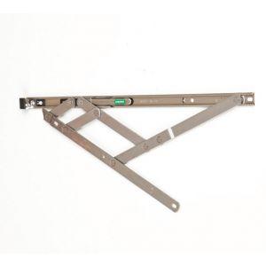 Restricted friction hinge