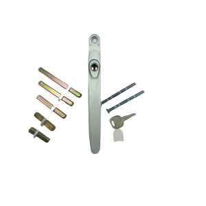 Multi Spindle Inline Handle White