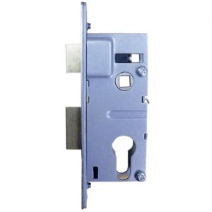 Union narrow Euro cylinder replacement lockcase